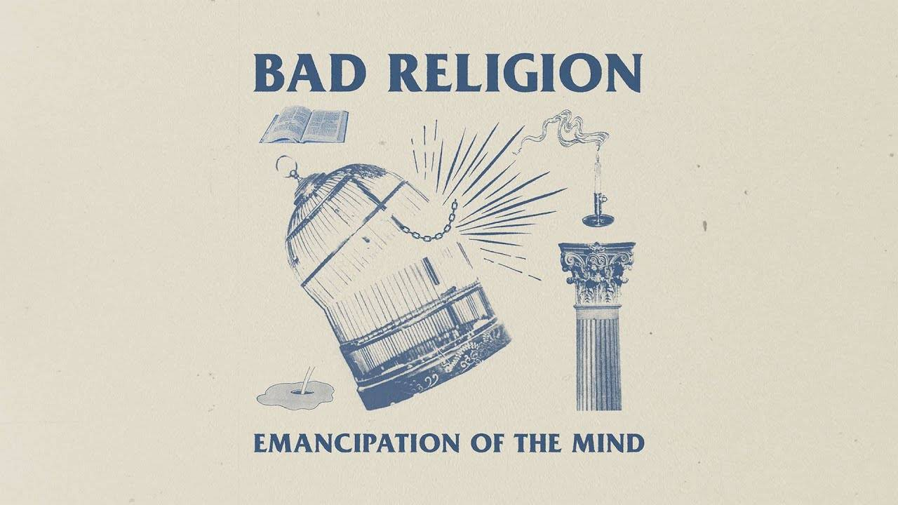 Bad Religion se libère l'esprit - Emancipation Of The Mind (actualité)