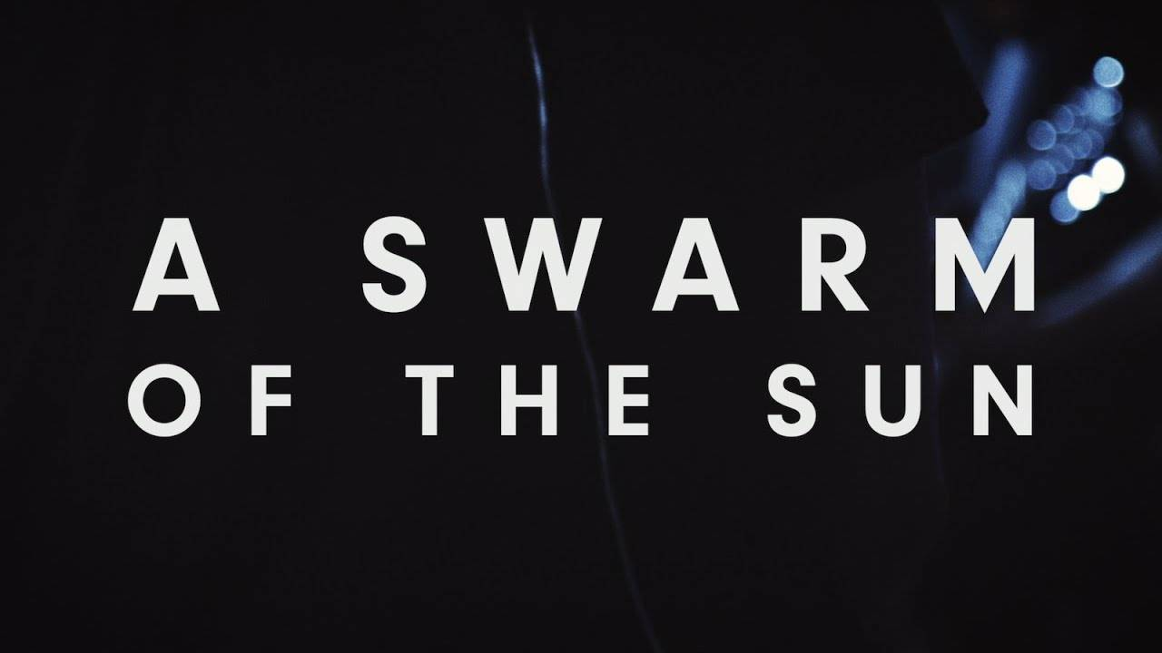 A Swarm of The Sun live en studio - These Depths Were Always Meant For Both of Us (actualité)