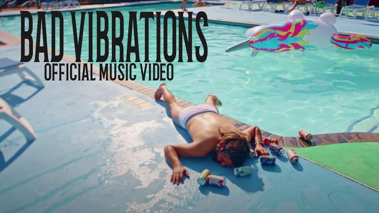 Holy Death Trio sent mal les vibes - Bad Vibrations (actualité)