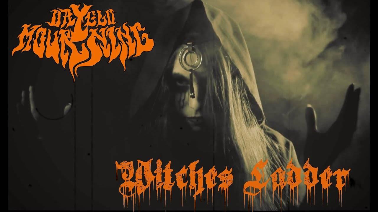 DayGlo Mourning joue aux sorcières et aux échelles - Witch's Ladder (actualité)