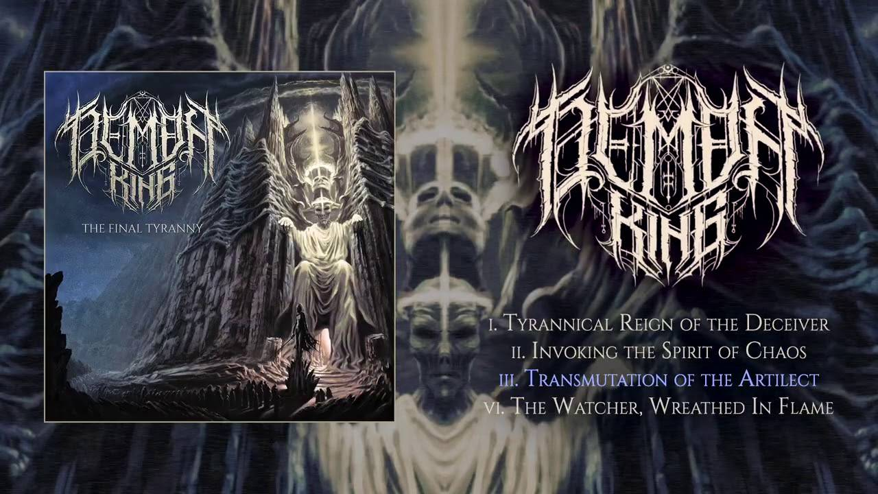 Demon King  c'est la tyranniiiie finaleuh- The Final Tyranny  (actualité)