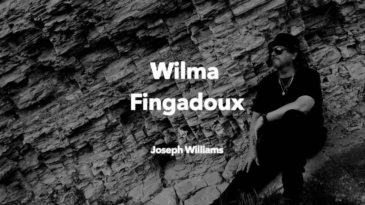Joseph Williams traîne dans la gadoue - Wilma Fingadoux (actualité)