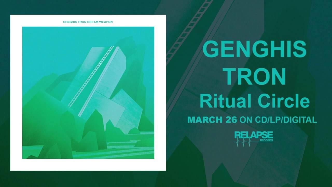 Genghis Tron tourne en rond  - Ritual Circle (actualité)
