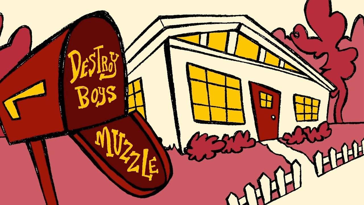 Destroy Boys joue au puzzle avec le nez bouché - Muzzle (actualité)