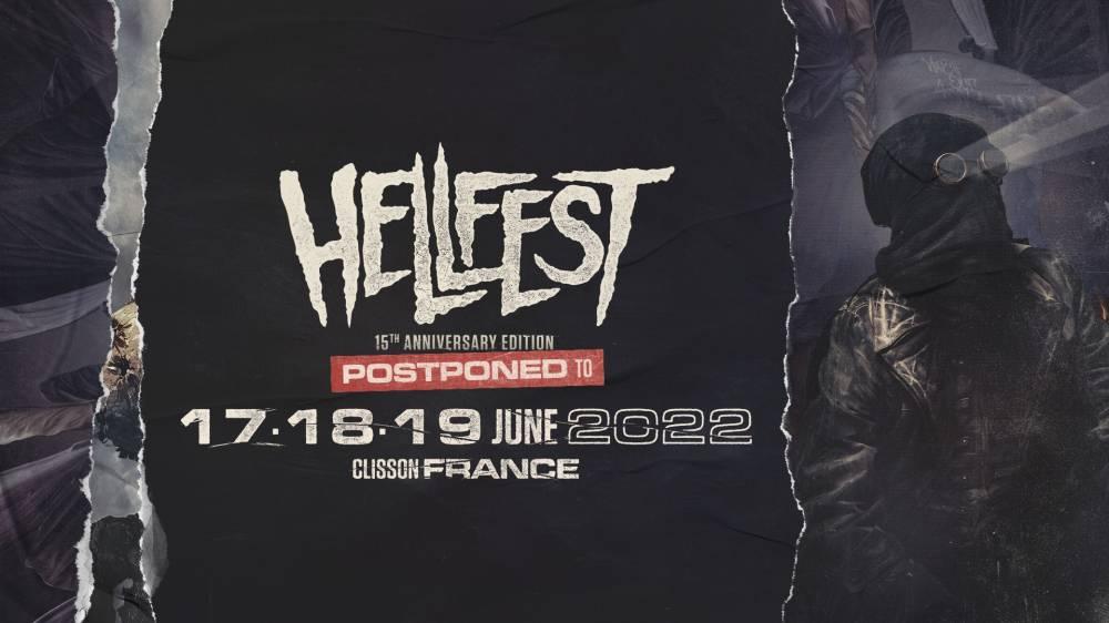 Pas de Hellfest en 2021 (actualité)