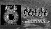 "Eye of the destroyer a mal au fond de son oeil -  ""Retinal Deprivation"""