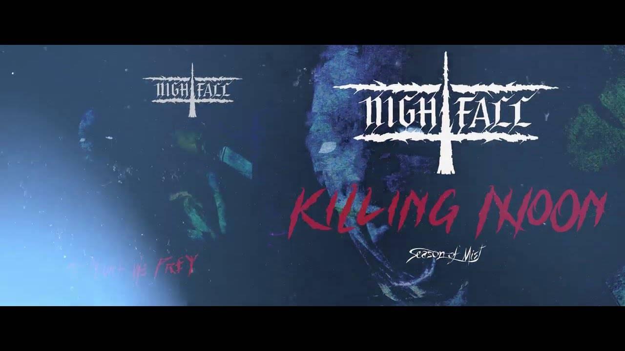 Nightfall partage toute sa nuit - At Night We Prey (actualité)