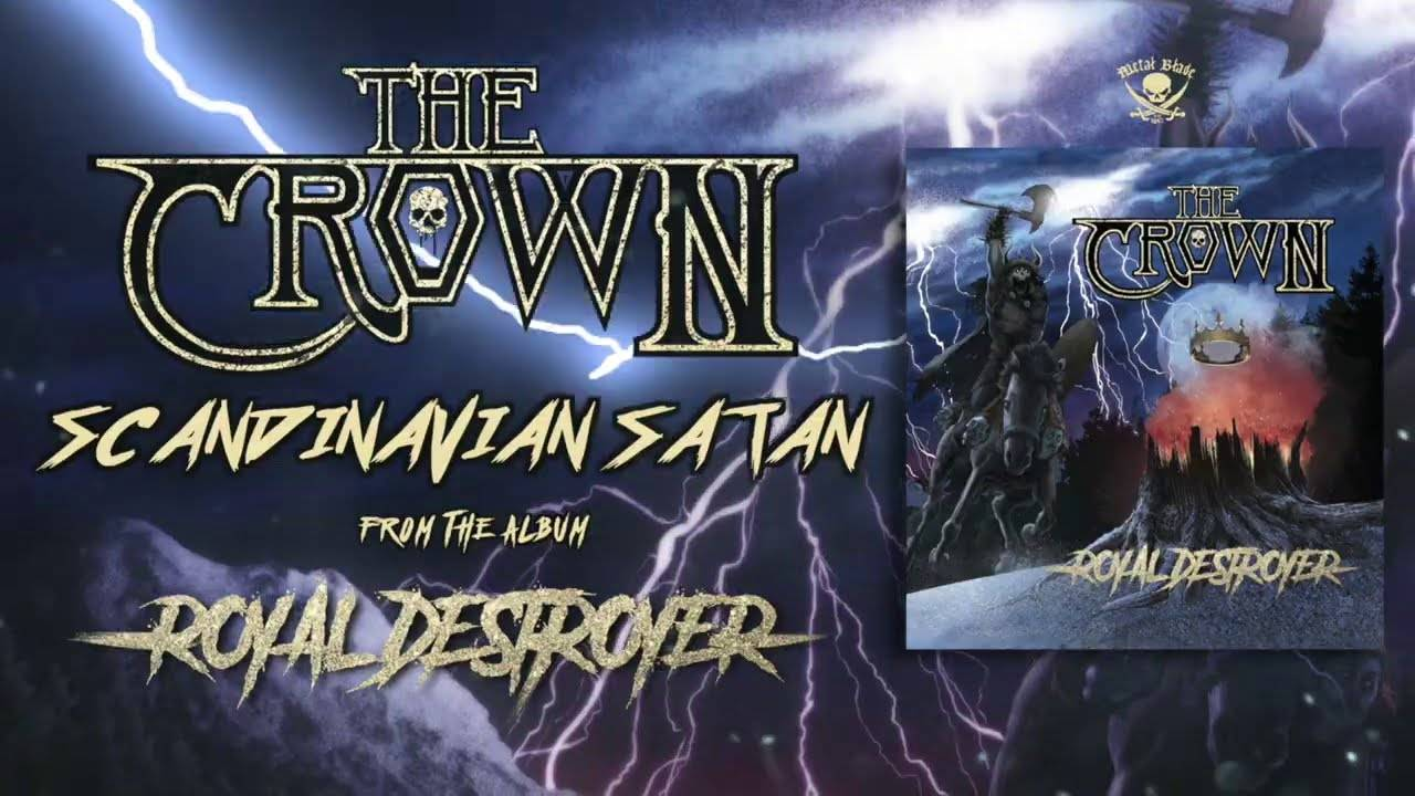 Pour The Crown le diable vient du nord - Scandinavian Satan (actualité)