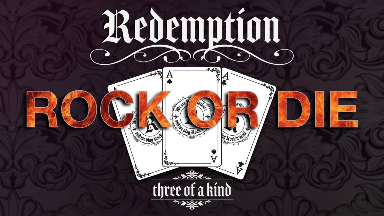 Redemption recherché mort ou rockant - Rock Or Die (actualité)