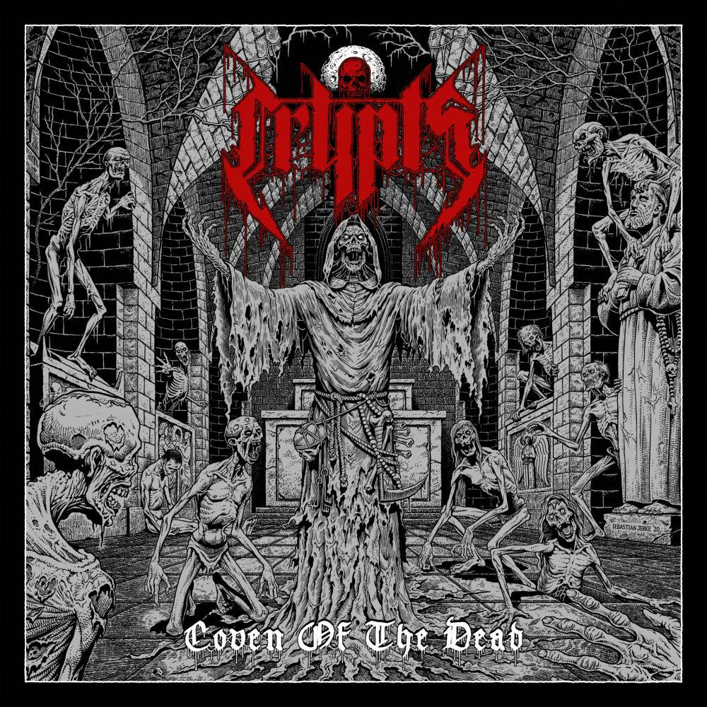 Crypts entre au couvent - Coven of the Dead (actualité)