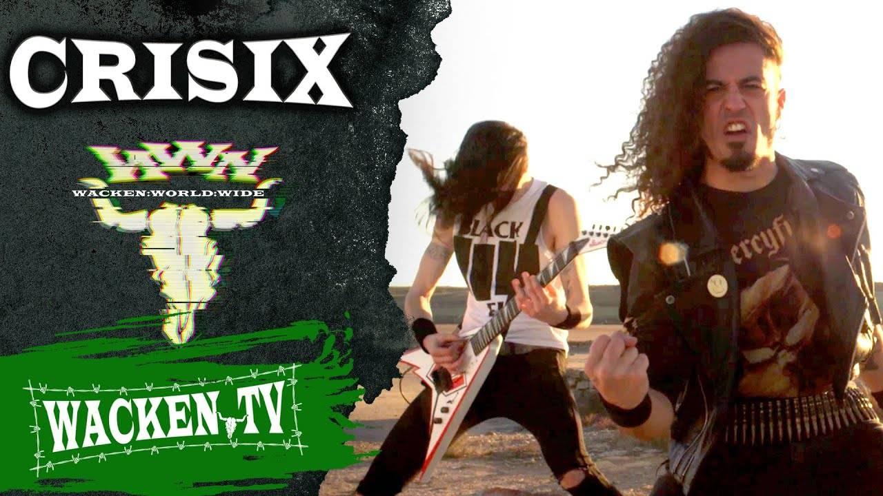 Crisix à Wacken, le documentaire - A Great Wacken Story (actualité)