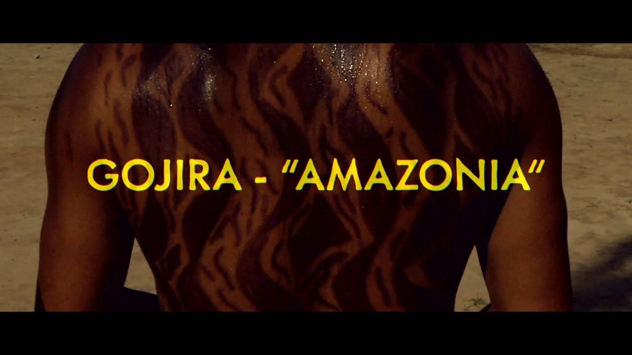 Gojira préfère l'Amazonie à Amazon- Amazonia (actualité)