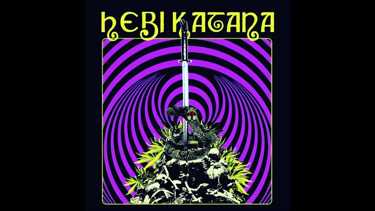 Hebi Katana vient du pays du stoner levant (actualité)