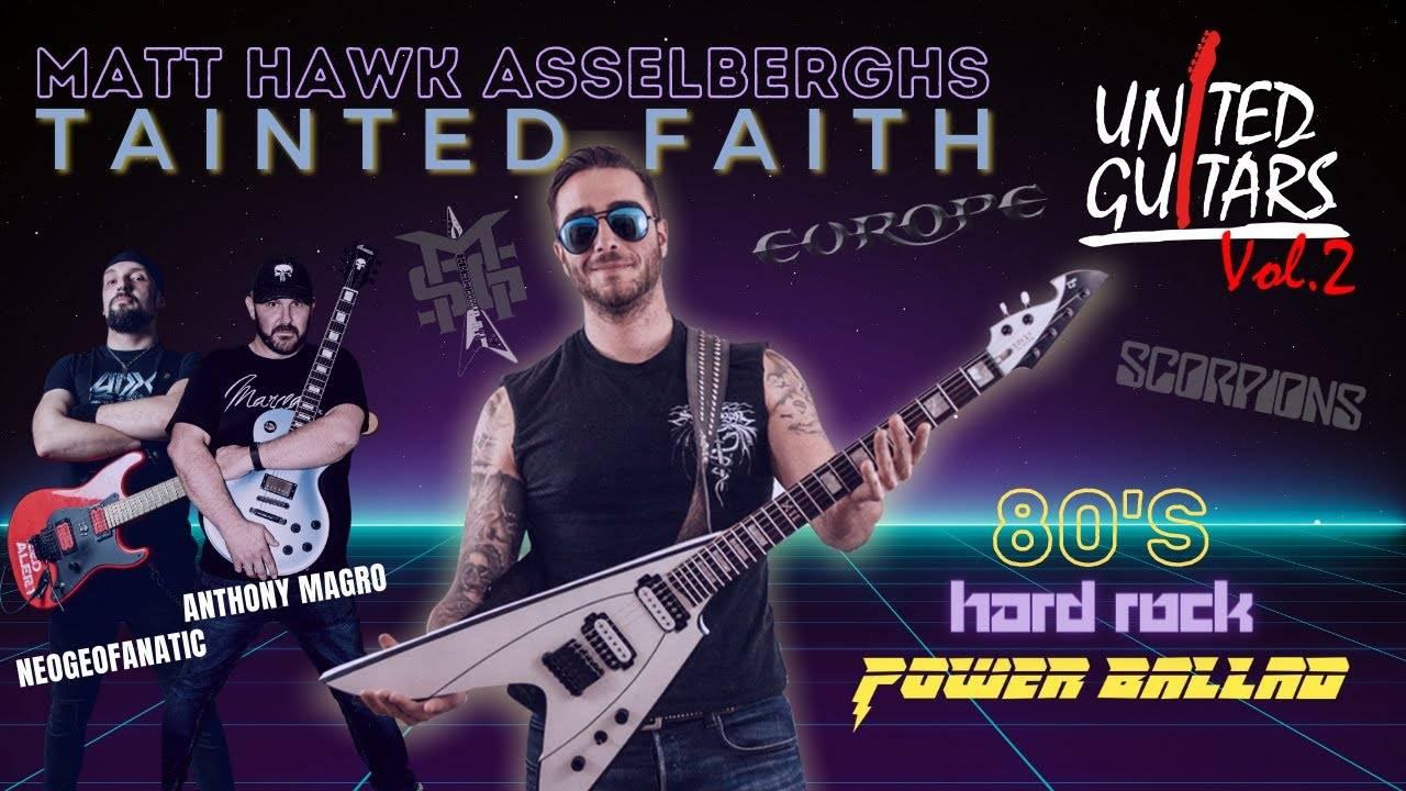United Guitars a foi en Tainted love - Tainted Faith (actualité)