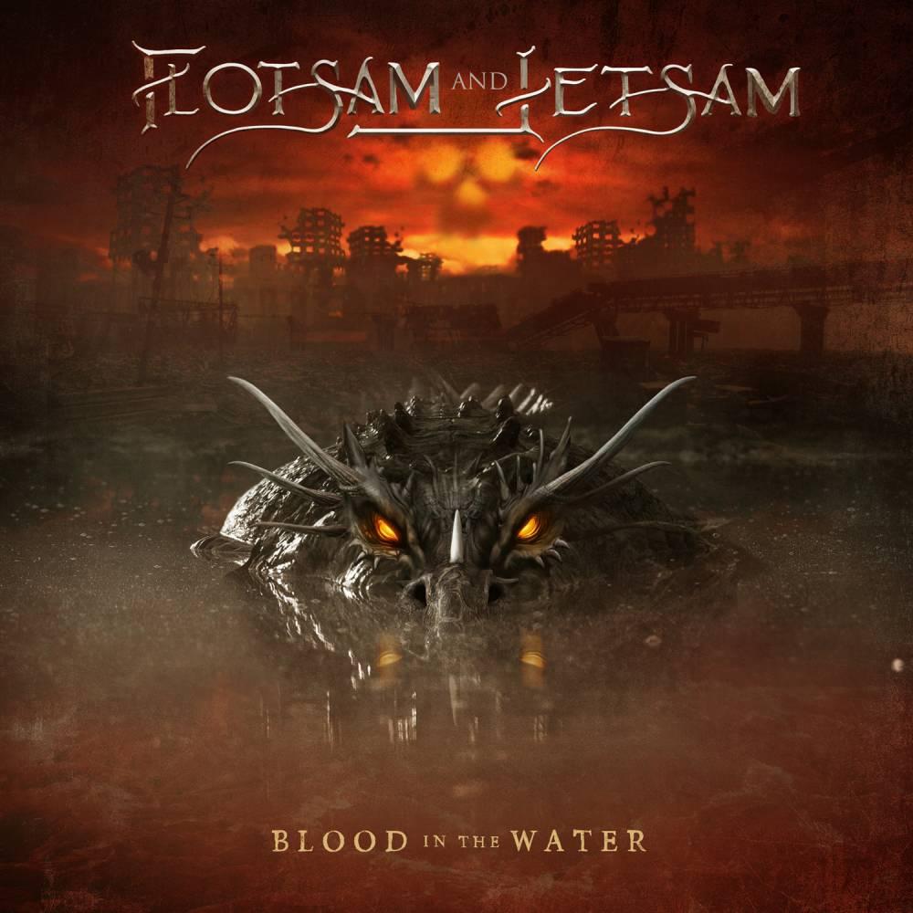Flotsam and Jetsam met de l'eau dans son sang - Blood In The Water (actualité)