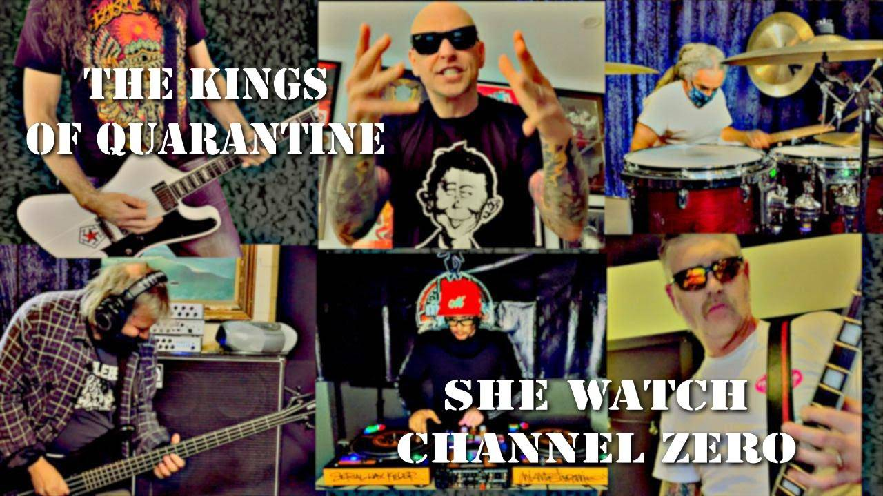 Slaves on Dope regarde trop la télévision -  She Watch Channel Zero (actualité)
