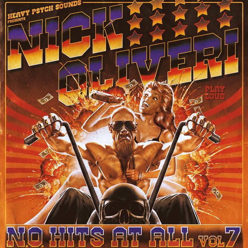 Un mois de juillet sous le signe de Nick Oliveri - N.O. Hits At All Vol.7 et Live at Bronson