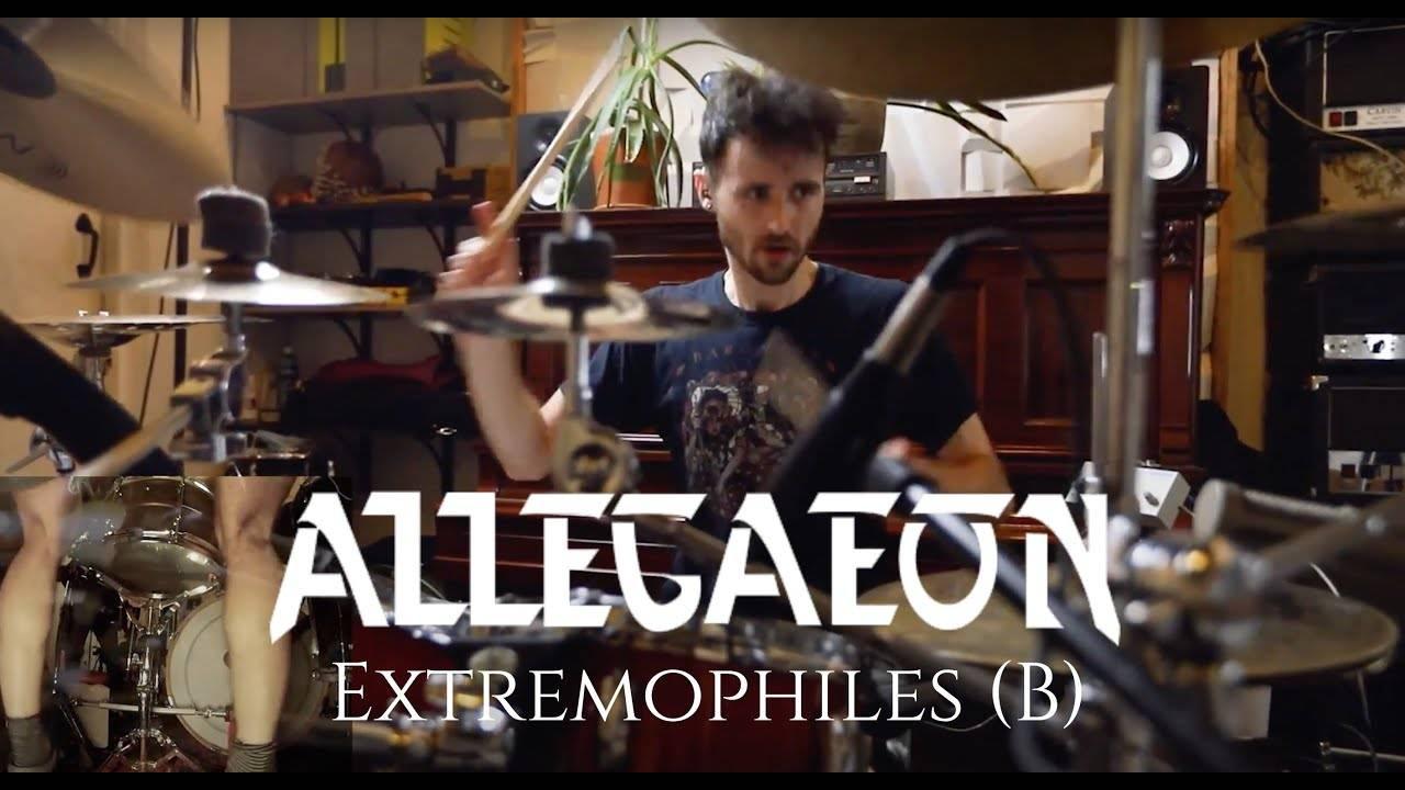 Allegaeon en studio avec un nouveau batteur (actualité)