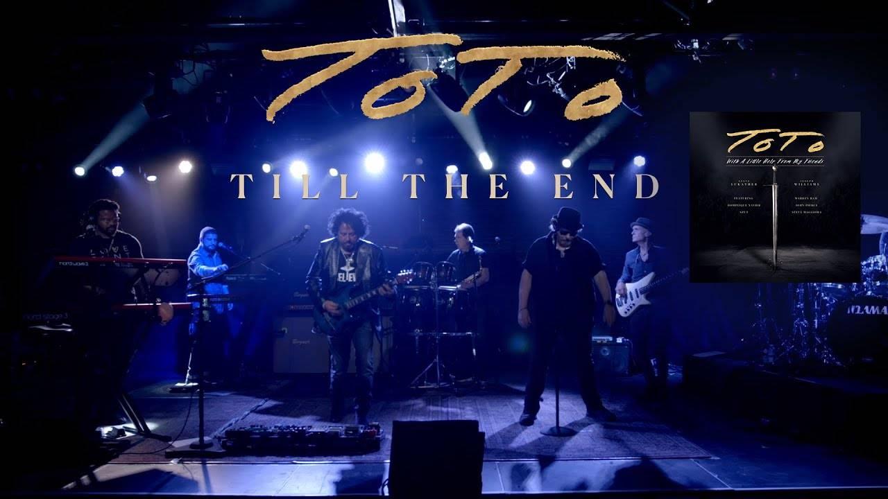 Toto et tous ses copains - With A Little Help From My Friends (actualité)