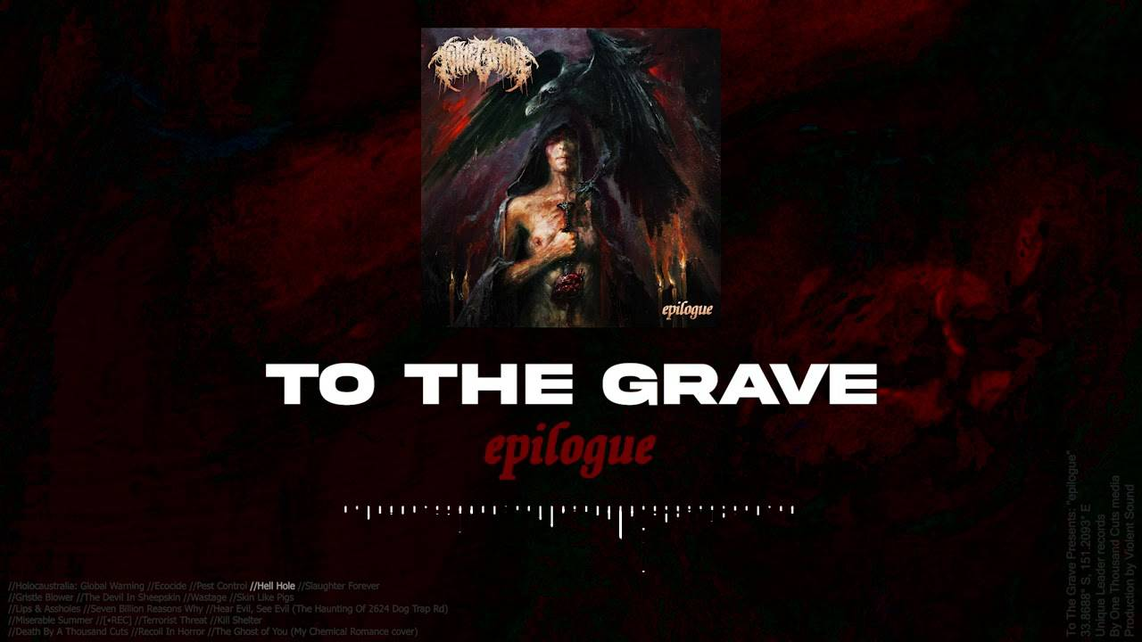 To The Grave tue le refuge - Kill Shelter (actualité)