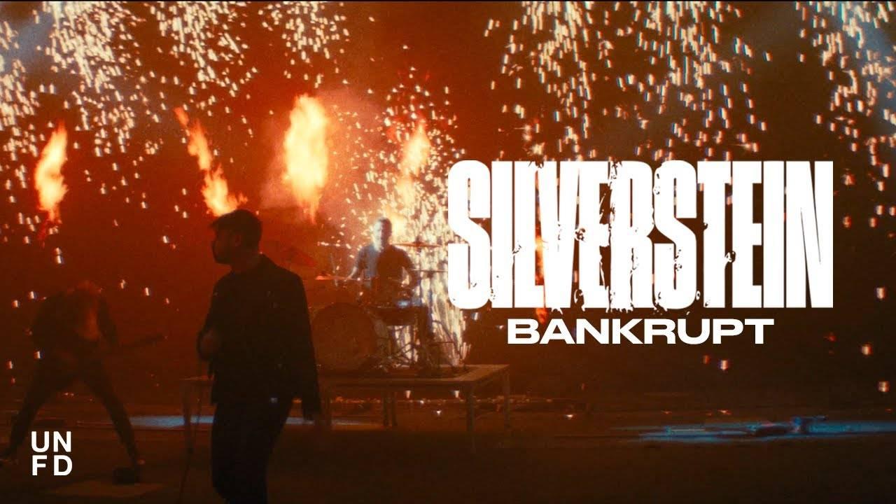 Silverstein a des problèmes d'argent - Bankrupt (actualité)