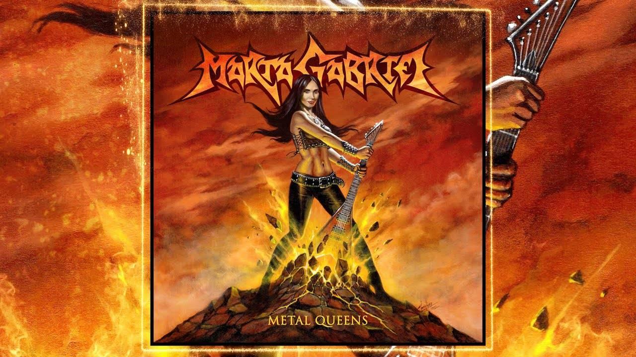 Marta Gabriel couronnée reine des reines - Metal Queens (actualité)