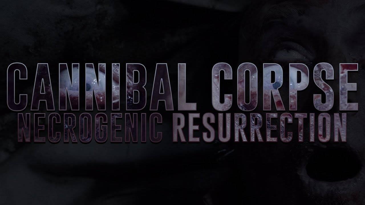 Cannibal Corpse revit -  Necrogenic Resurrection (actualité)