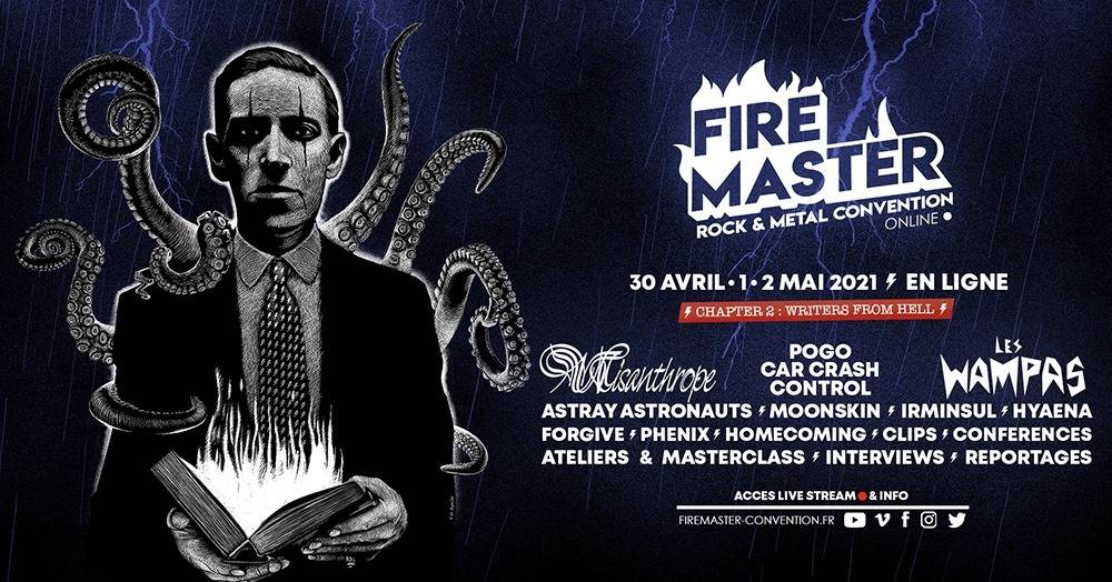 Firemaster Convention passe au distanciel -  (actualité)
