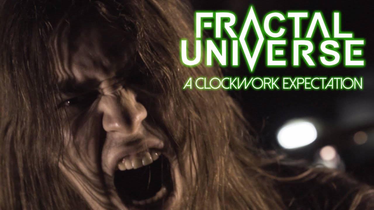 Fractal Universe démonte l'engrenange - A Clockwork Expectation (actualité)