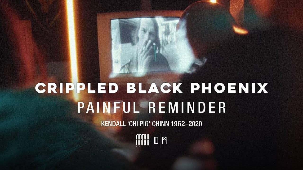 Crippled Black Phoenix se prend un rappel bien douloureux - Painful Reminder (actualité)