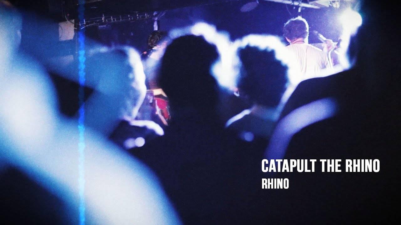 Catapult The Rhino s'auto-cataplute - Rhino (actualité)