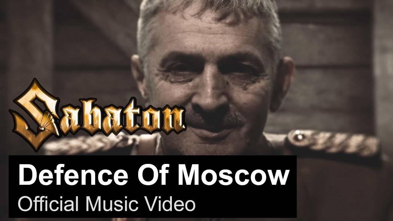 Sabaton bientôt sur Russia today - Defence of Moscow (actualité)
