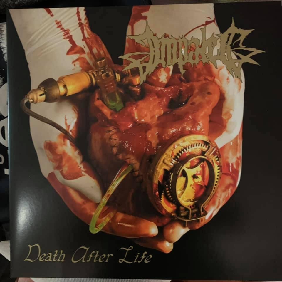 Réédition vinyle pour Impaled - Death after Life (actualité)