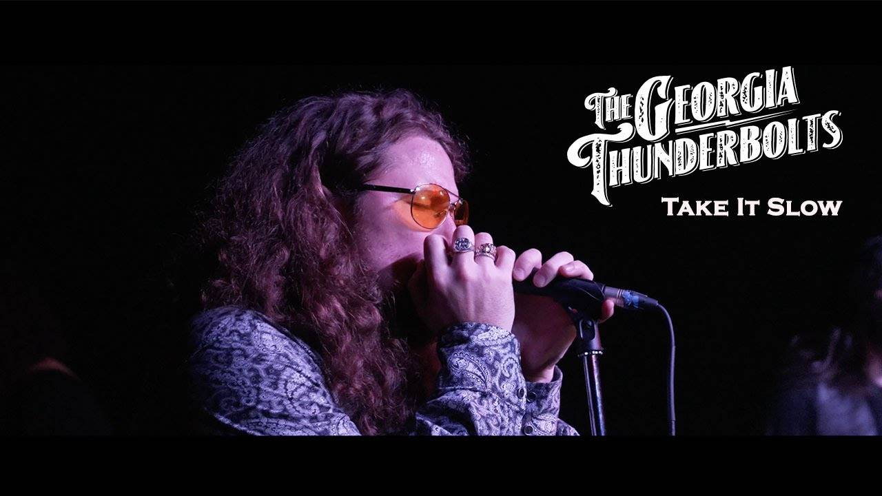 The Georgia Thunderbolts ralentissent - Take It Slow  (actualité)
