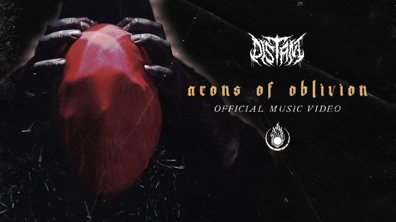 Distant des lustres et des lustres d'oubli - Aeons Of Oblivion (actualité)