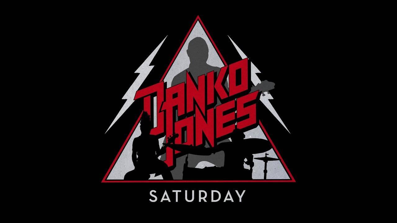 Pour Danko Jones c'est tous les soirs samedi - Saturday (actualité)
