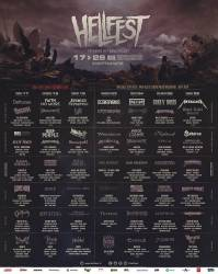 Hellfest 2022 from Clisson 17-26 juin 2022