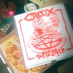 Crisix nous invite à manger - The Pizza EP