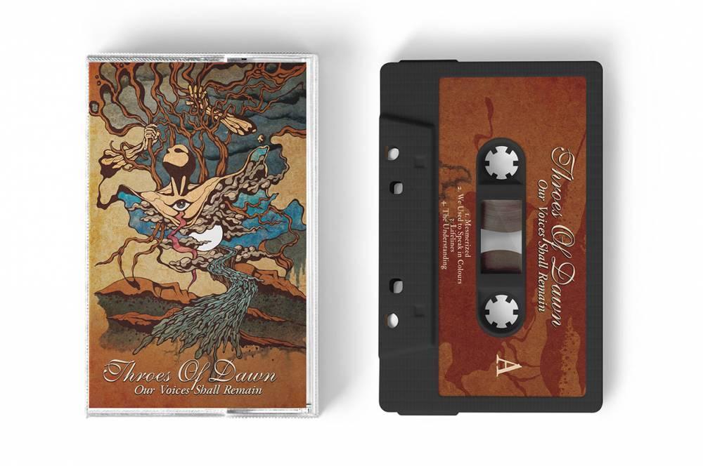 Throes of Dawn  veut sa voix sur cassette - Our Voices Shall Remain (actualité)