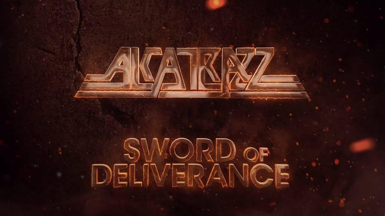 Alcatrazz sort son épée et un album - Sword Of Deliverance