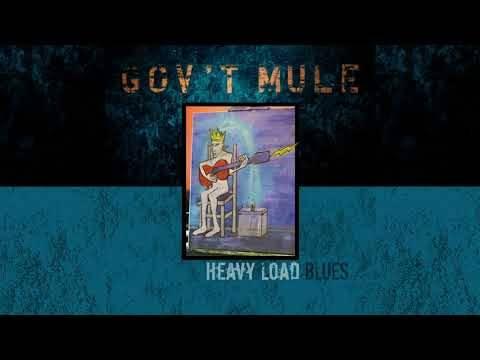 Gov't Mule  bien chargée - Heavy Load