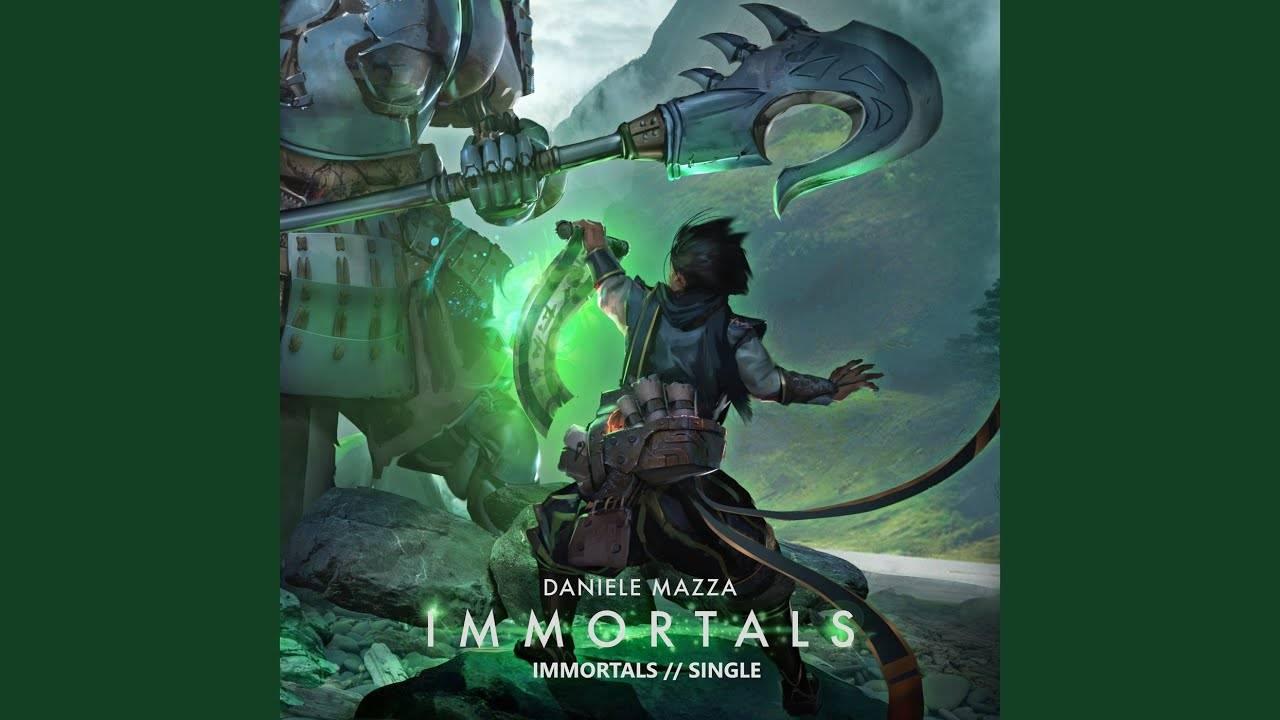 Daniele Mazza  est immortel - Immortals (actualité)