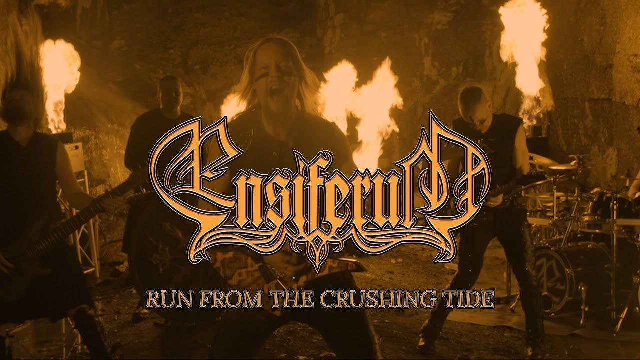 Ensiferum cherche la vague parfaite  - Run from the Crushing Tide