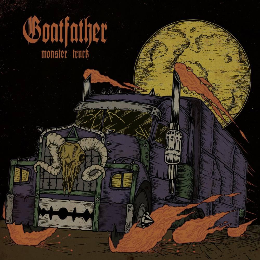 Bienvenue au Monster (food) Truck de Goatfather