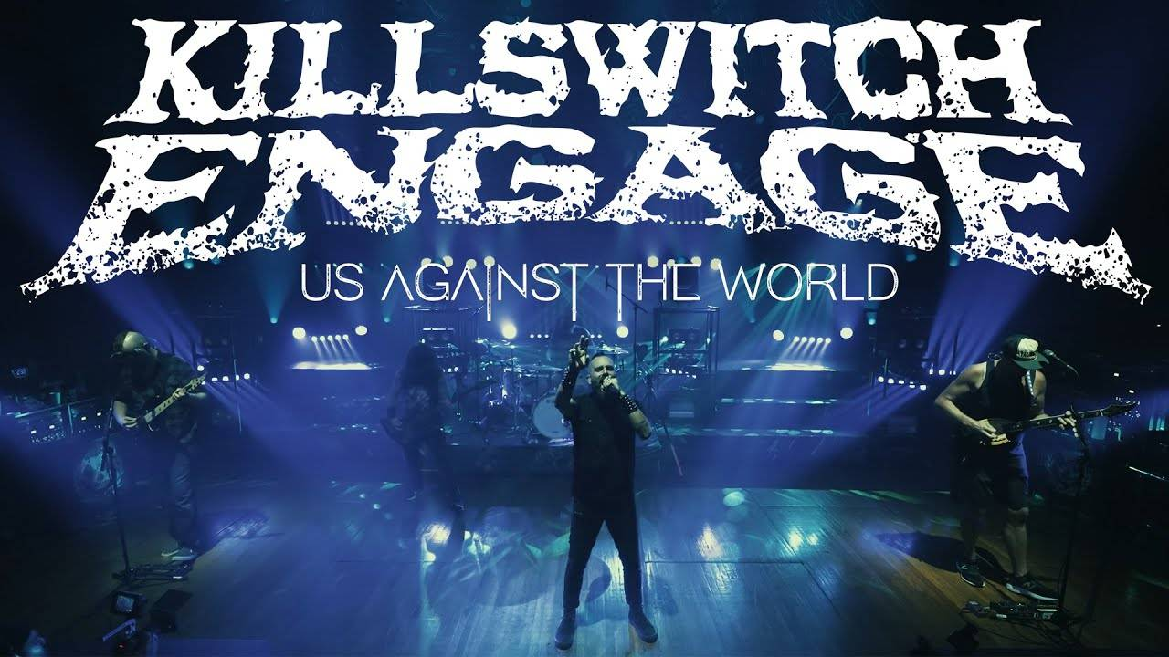 Killswitch Engage fâché avec tout le monde - Us Against The World