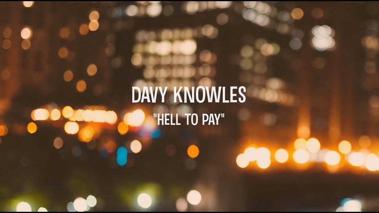 Croix de bois, croix de fer Davy Knowles ira en enfer - Hell to Pay