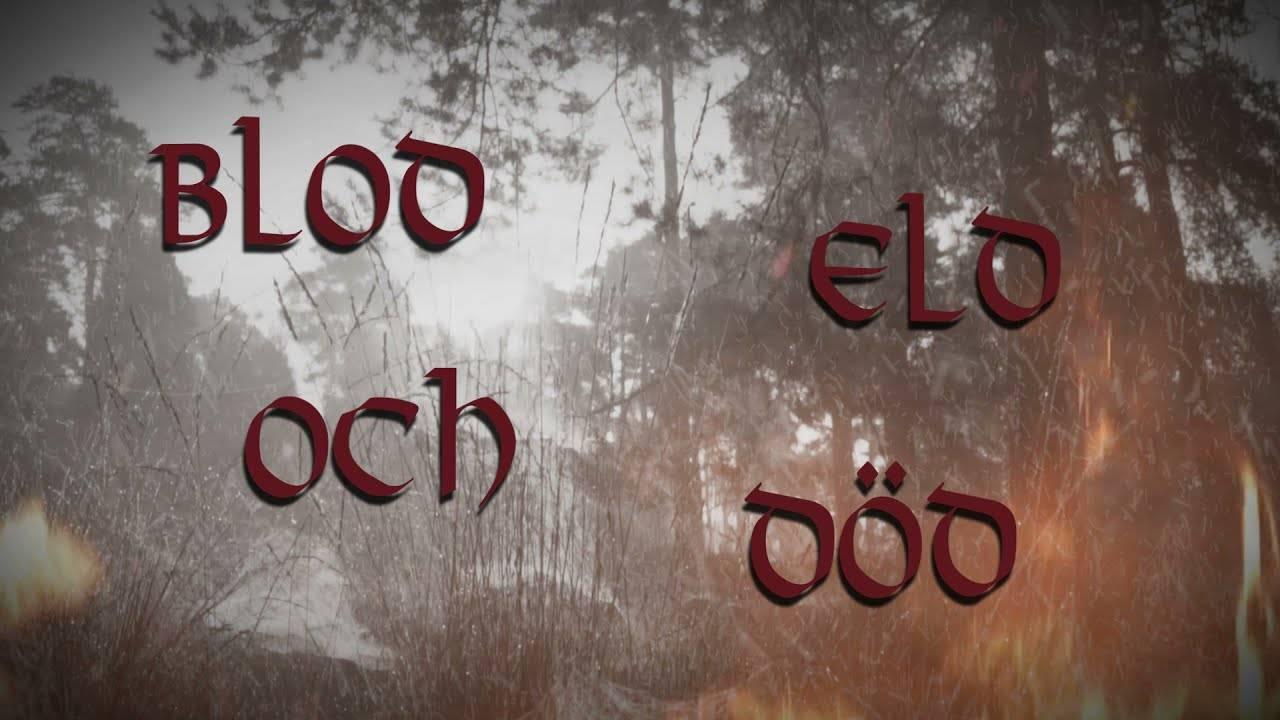 Nouvelle vidéo pour Siniestro - Blod eld död (actualité)